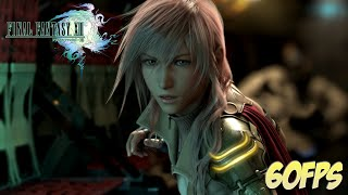 Final Fantasy XIII - Part 01 - PC Steam (Japanese Voices, Eng Subs)