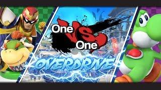 Overdrive | TheFirstPoppyBro (Captain Falcon & Bowser Jr.) Vs. Moon Monkey (Yoshi)