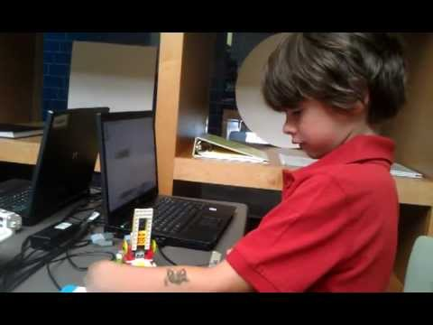 2012 Lego Robotics Camp - Canton Country Day School