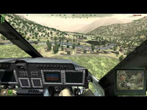 Helicopter Close Air Support [ArmA 2]