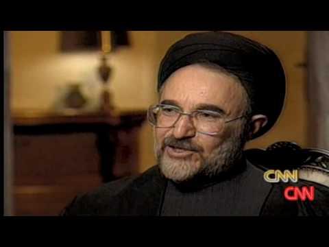 CNN September 08: 1998 Khatami interview part 3 (Originally aired January 07, 1998)