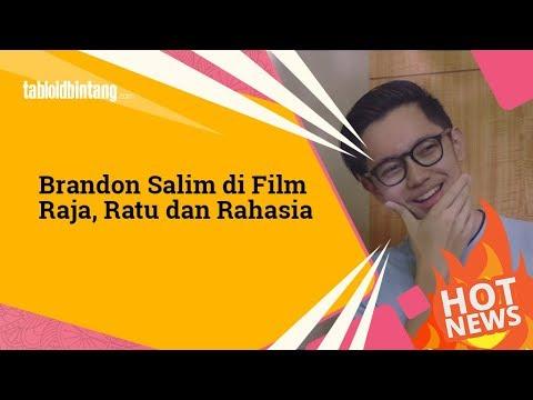 Brandon Salim Tampil Beda di film R - Raja, Ratu dan Rahasia