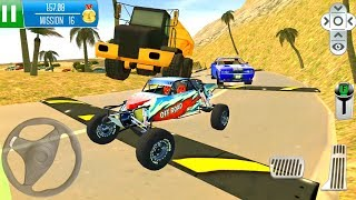 Parking Island Mountain Road #5 | Offroad Buggy - Android Gameplay FHD