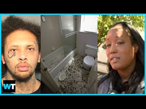 "10 Children Rescued From ""SADISTIC"" SQUALOR House 