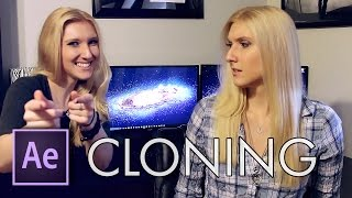 Cloning Tutorial - Adobe After Effects