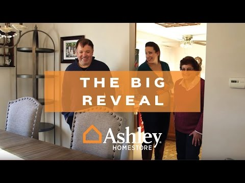 """Ashley Furniture HomeStore 