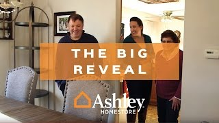 Ashley Furniture HomeStore - Home for the Holidays: The Big Reveal