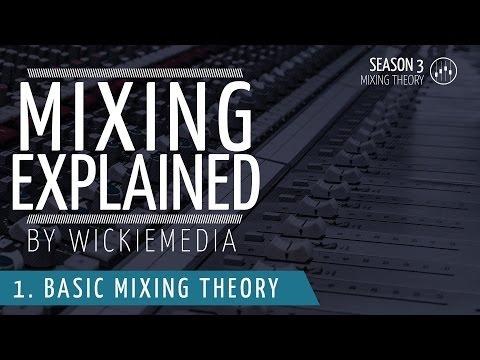 Mixing explained #1 - Basic Mixing Theory