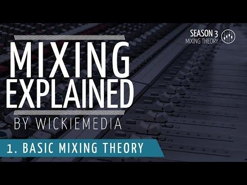 Mixing Explained