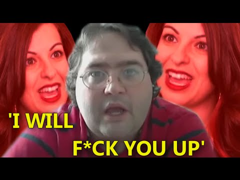 Anita Sarkeesian fan threatens PHYSICAL VIOLENCE on critic