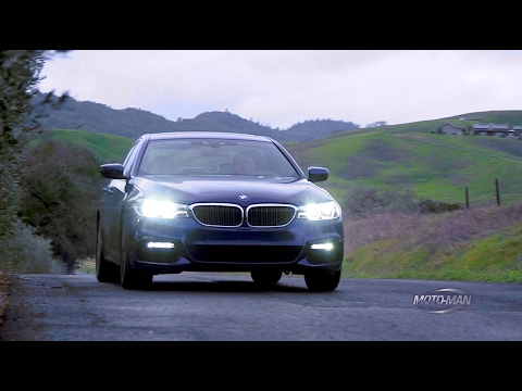 2017 BMW 540 FIRST DRIVE REVIEW – G30 5 Series (2 of 2)