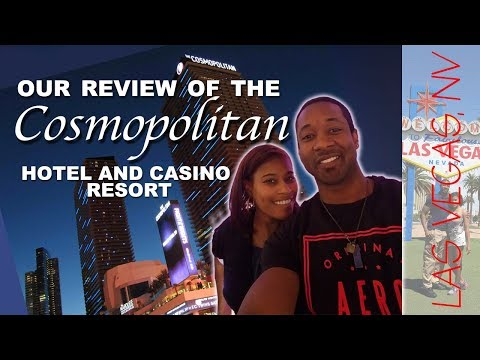 FULL Review of the Cosmopolitan Hotel