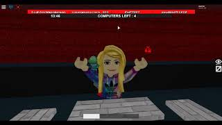 Playing Run Hide Escape on Roblox