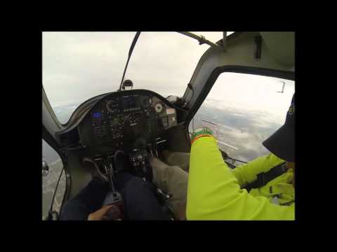 Dead Stick landing after 18 minutes glide to Sebring airport, Sinus Pipistrel