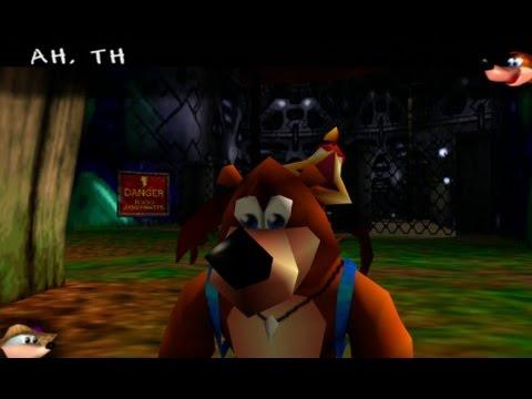 Banjo-Tooie (Xbox Live Arcade) 100% Walkthrough Part 5 - Witchyworld (1/2)