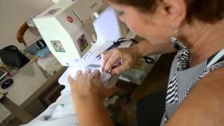 Como colocar manga em camisa