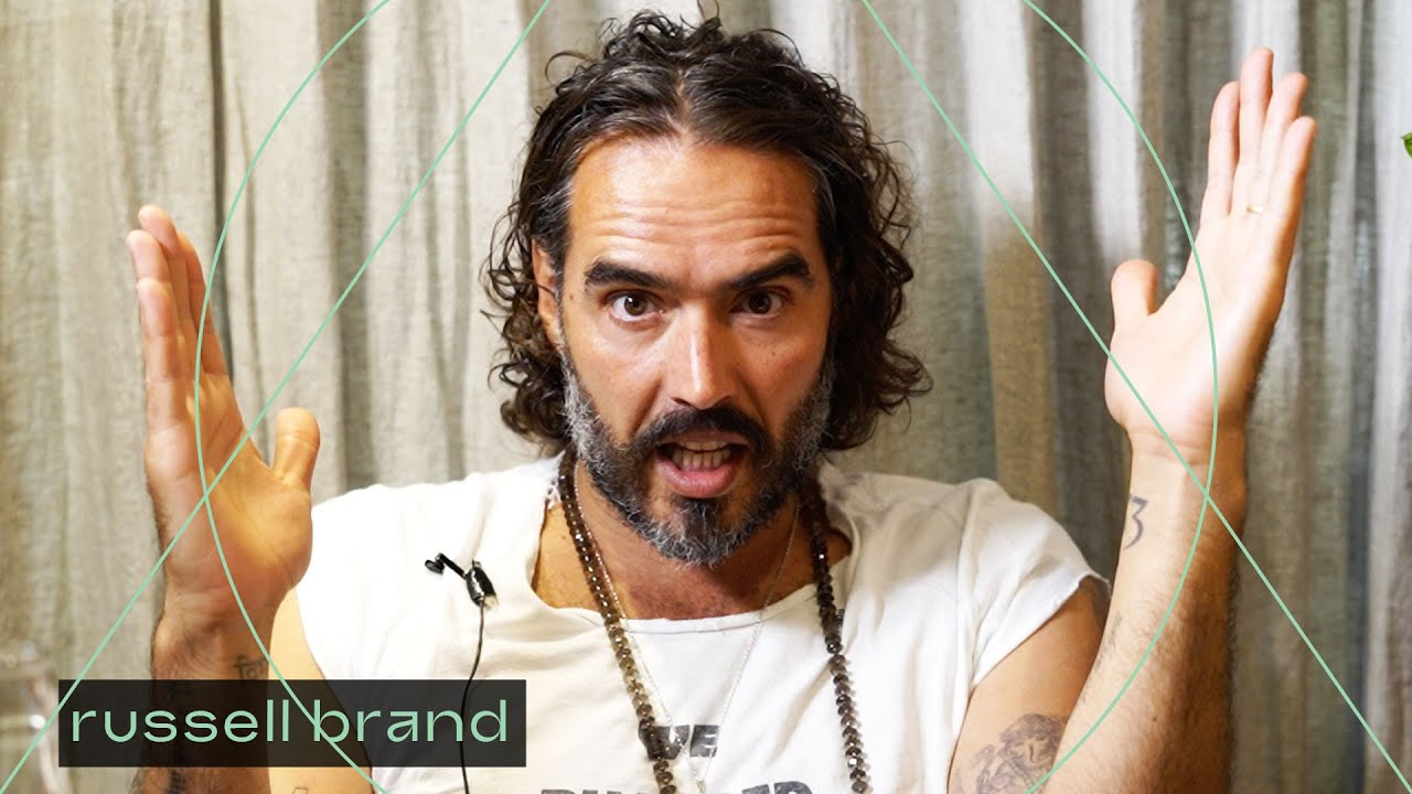 Raise Your Standards!! | Russell Brand