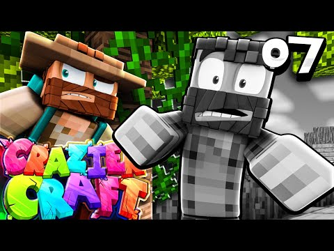 """I never thought I'd do this in Minecraft"" 