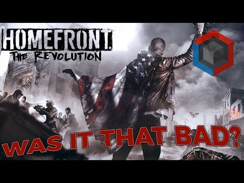 How bad was it? - Homefront the revolution