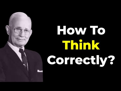 7 Rules of Accurate Thinking | Napoleon Hill Success Principle