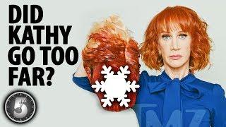 Did Kathy Griffin's Trump 'Decapitation' Stunt Go Too Far?