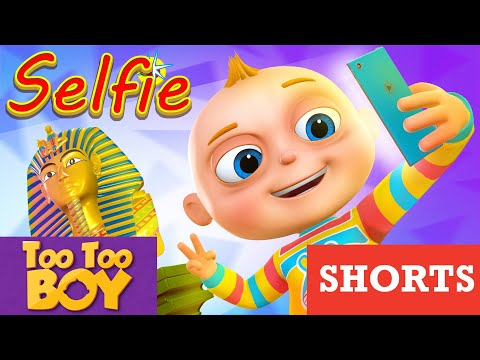 tootoo-boy---selfie-(new-episode)-|-cartoon-animation-for-children-|-funny-shorts-for-kids