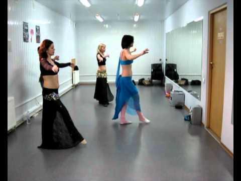 Уроки танца живота - видео онлайн бесплатно