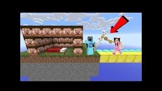 PopularMMOs Pat and Jen Minecraft  CRAZY DREAM LUCKY BLOCK BEDWARS!   Modded Mini Game