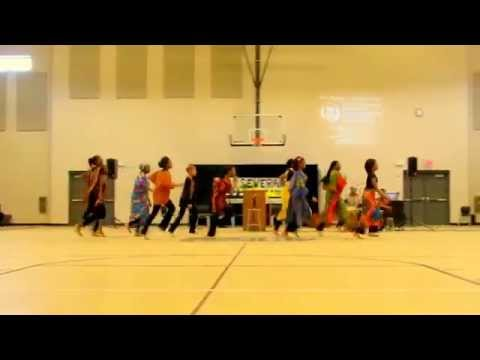Oglethorpe Charter School Titans- Black History Month Performance