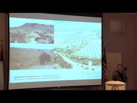 "CSC Seminar November 2013: David Driskell ""Lubbock's Avenue J Project"""