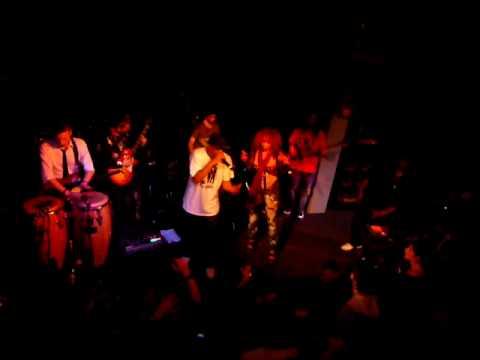 Digable Planets - Black Ego @ Jazz Cafe 22.04.2010 London ...