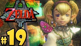 The Legend of Zelda Twilight Princess HD Gameplay Walkthrough PART 19 Castle Town & Agitha Wii U