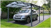 How To Assemble Carport Vitoria 5000 By Palram Canopia Youtube