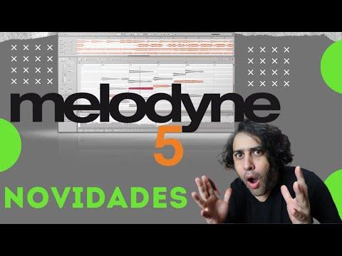 Melodyne 5 Explorando algumas novidades