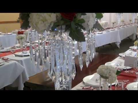 Wedding Decor & Centerpieces