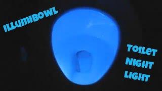 IllumiBowl Toilet Night Light Review
