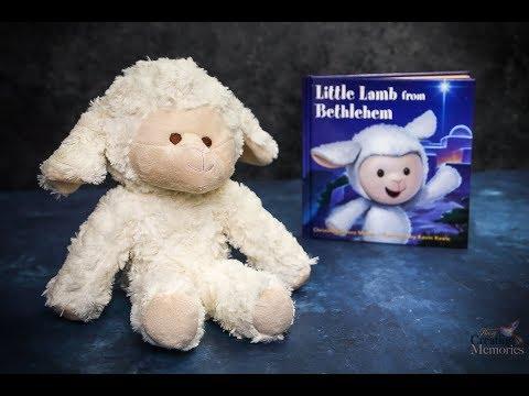 Introducing Little Lamb of Bethlehem - Christ-centered Elf on the Shelf alternative