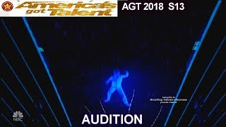 Gambar cover Front Pictures Virtual Reality Act AMAZING PERFECTION  America's Got Talent 2018 Audition AGT