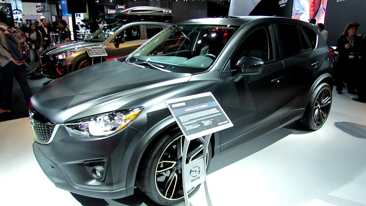 2013 Mazda Cx 5 Urban Project Exterior And Interior