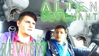 Alien: Covenant - review (mozi után)