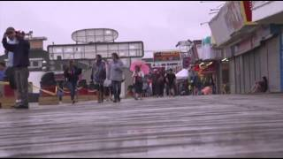 Raw: Jersey Shore Reopens for Summer