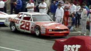Yarborough's 1983 backup Car