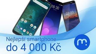 Doporučujeme ty nejlepší telefony do 4 000 Kč!