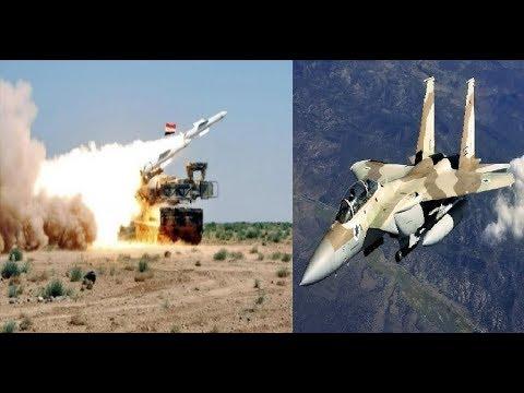 Cómo un viejo sistema antiaéreo soviético acabó con los F-35 estadounidenses