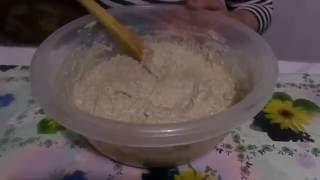 Выпечка домашнего ржаного хлеба без дрожжей, на закваске.