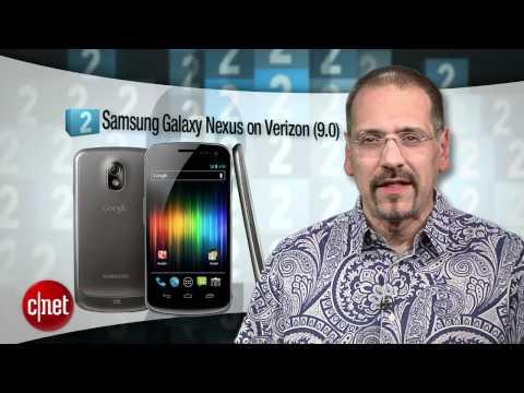 CNET Top 5: Best 4G Smartphones