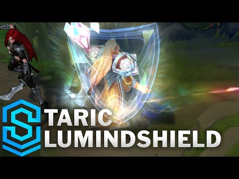 Taric Luminshield Skin Spotlight - League of Legends