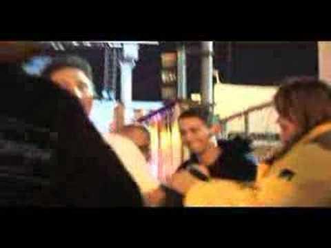 Hotel California handcuffed actor Erik Palladino