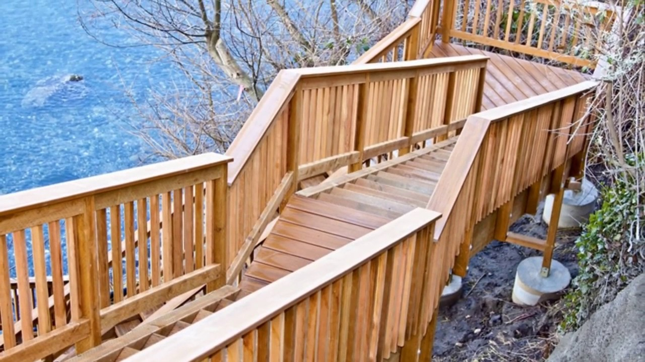top 50 wood deck design ideas backyard landscaping - Wood Deck Design Ideas