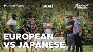 CABRIOLET CHALLENGE: EUROPEAN VS JAPANESE (10/12)
